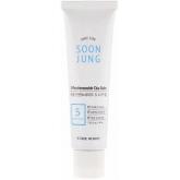Заживляющий бальзам для чувствительной кожи Etude House Soon Jung 5 Panthensoside Cica Balm