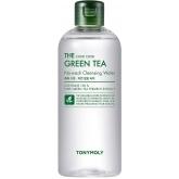 Мицелярная вода Tony Moly The Chok Chok Green Tea Cleansing Water