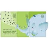 3-х ступенчатый набор очищающих полосок для носа Nature Republic Blackhead Clear 3 Step Nose Pack