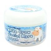 Осветляющий крем-суфле Elizavecca Milky Piggy White Crow Glacial More Cream