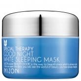 Успокаивающая, отбеливающая ночная маска Mizon Good Night White Sleeping Mask