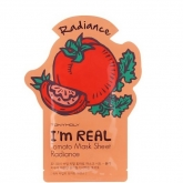 Тканевая маска для лица с томатом Tony Moly I'm Real Томато Mask Sheet