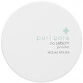 Рассыпчатая пудра для контроля жирного блеска Holika Holika Puri Pore No Sebum Powder