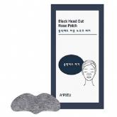 Патчи для носа A'Pieu Black Head Out Nose Patch
