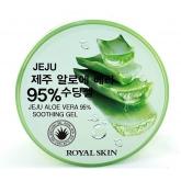 Увлажняющий крем-гель Royal Skin Jeju Aloe Vera 95% Soothing Gel