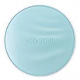 Матирующий тональный крем The Saem Eco Soul Essence Cushion Matt Longwear