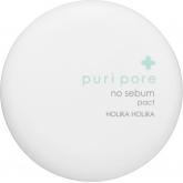 Пудра для контроля жирного блеска Holika Holika Puri Pore No Sebum Pact