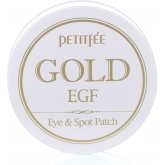 Локальные патчи для век Petitfee Gold And EGF Eye Spot Patch
