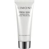 Пилинг-гель для лица яблочный Limoni Fresh Skin Amazing Apple Facial Peeling Gel