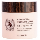 Крем с конским жиром The Saem Royal Natural Horse Oil Cream