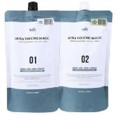 Система для стайлинга поврежденных волос Lador Aura Volume Magic