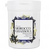 Альгинатная маска с марокканской глиной Anskin Morocco Ghassoul Modeling Mask / container