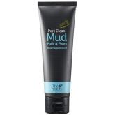 Маска-пенка с каолиновой глиной The Yeon Pore Clean Mud Pack