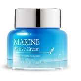 Увлажняющий крем для лица The Skin House Marine Active Cream
