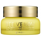 Успокаивающий крем Mizon Bee venom calming fresh cream 50 ml