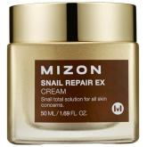 Улиточный крем для лица Mizon Snail Repair EX Cream