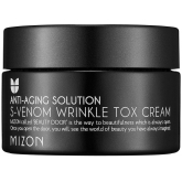 Антивозрастной крем Mizon S-venom wrinkle tox cream