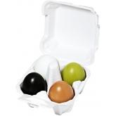 Органическое мыло 3 в 1 для лица Holika Holika Egg Soap Special Set