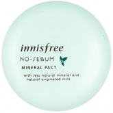 Минеральная пудра Innisfree No- Sebum Mineral Pact