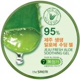 Универсальный увлажняющий гель с алоэ The Saem Jeju Fresh Aloe Soothing Gel 95%