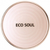 Солнцезащитная пудра The Saem Eco Soul UV Sun Pact SPF50+ PA++++
