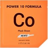 Коллагеновая маска придающая эластичность It's Skin Power 10 Formula Co Mask Sheet