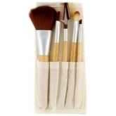 Набор кистей EcoTools Кисть EcoTools Bamboo 5 piece Brush Set
