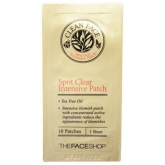 Точечная маска-патч The Face Shop Clean Face Spot Clear Intensive Patch