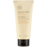 Очищающая увлажняющая пенка The Face Shop Mango Seed Silk Moisturizing Cleansing Foam