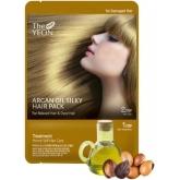 Маска для волос с маслом арганы The Yeon Argan Oil Silky Hair Pack