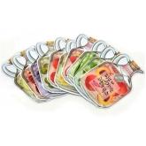 Тканевые маски на основе фруктовых экстрактов Baviphat Juicy Mask Sheet
