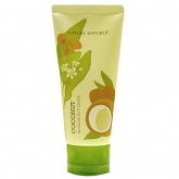 Крем для ног с маслом кокоса Nature Republic Foot And Nature Coconut Moisture Foot Cream