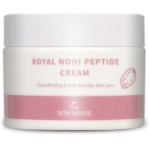 Укрепляющий крем для лица с пептидами и экстрактом нони The Skin House Royal Noni Peptide Cream