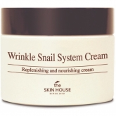 Улиточный крем The Skin House Wrinkle Snail System Cream