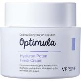Крем-праймер с гиалуроновой кислотой Vprove Optimula Hyaluron Poten Fresh Cream