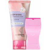 Крем для депиляции The Saem Body & Soul Hair Removal Cream