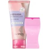 Крем для депиляции The Saem Body & Soul Hair Removal Cream
