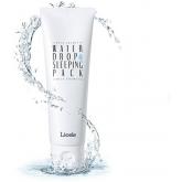 Маска увлажняющая ночная Lioele V-line Waterdrop Sleeping Pack