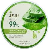 Алоэ-гель универсальный The Face Shop Jeju Aloe Fresh Soothing Gel