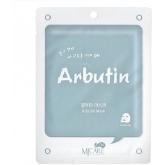 Арбутиновая омолаживающая маска Mijin Cosmetics Mj Care Arbutin Mask