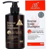 Укрепляющий шампунь против выпадения волос Mstar Rescue Scalp Shampoo