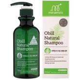 Восстанавливающий шампунь Mstar Obill Natural Shampoo