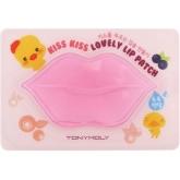 Маска-патч для губ Tony Moly Kiss Kiss Lovely Lip Patch