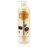Шампунь-бальзам с экстрактом черных бобов Deoproce Original Hair Root Care 2 in 1 Shampoo Black Bean