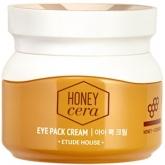 Маска-крем для век с медом Etude House Honey Cera Eye Pack Cream