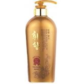 Антивозрастной бальзам для волос с женьшенем Deoproce Whee Hyang Rinse
