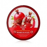 Массажный крем с экстрактом граната Deoproce Premium Clean & Moisture Pomegranate Massage Cream
