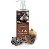 Бальзам для волос с черным чесноком Deoproce Rinse Black Garlic Intensive Energy