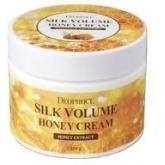 Питательный крем на основе меда Deoproce Moisture Silk Volume Honey Cream