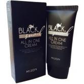 Крем со слизью черной улитки Mizon Black Snail All In One Cream 50 ml